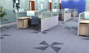 办公室装修铺地毯有什么好处