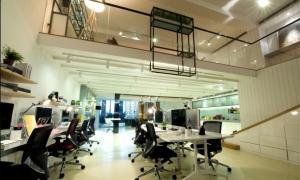创意设计办公装修,办公空间设计整修要考虑哪些因素?