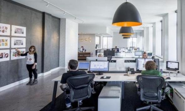 高端公司办公室的装修设计必须做到哪些标准?